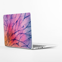 Dyed in Vein Laptop Skin