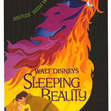 Sleeping Beauty Disney Movie Poster 24x36