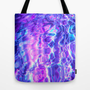 Midnight Swim Tote Bag by Nestor2