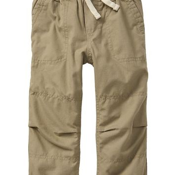 Gap Baby Factory Jersey Lined Lifestyle Pants