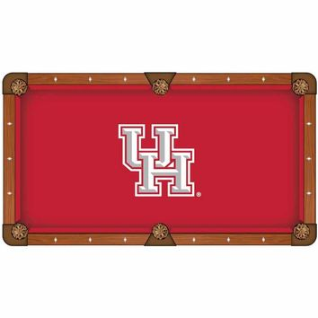 Houston Cougars Pool Table Cloth by HBS