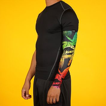 Tropical Vibes Multicolor Arm Sleeve