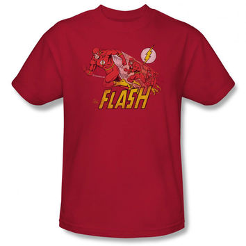 The Flash Crimson Comet Mens T-Shirt