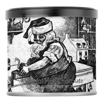 Hot Chocolate Drink Mix - Santa's Workshop