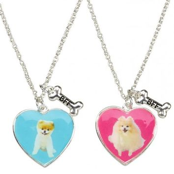Boo And Buddy Bff Necklaces | Girls Jewelry By Trend Accessories | Shop Justice