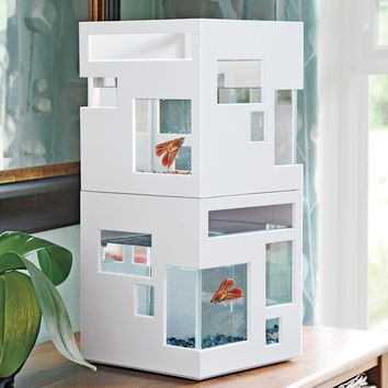 Modular fish hotel from amazon home for Umbra fish hotel