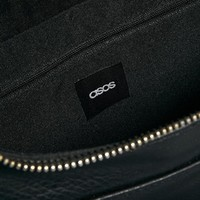 ASOS Backpack with Chunky Zip