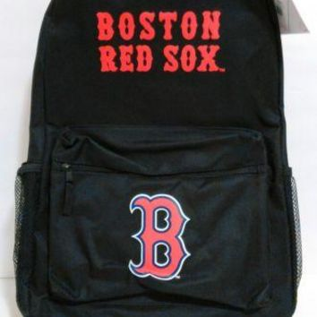 Boston Red Sox Team Sport Backpack MLB Licensed - Baseball David Ortiz - NEW