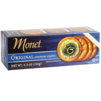 MONET ENTERTAINER CRACKERS