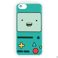 Adventure Time Game Bmo Cover Funny For iPhone 5 / 5S / 5C Case