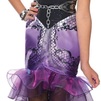 teen girl's costume: ever after high raven queen   large