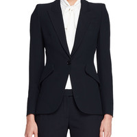 Alexander McQueen Classic Suiting Jacket