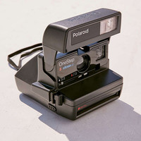 Impossible Refurbished Close-Up Polaroid 600 Instant Camera | Urban Outfitters