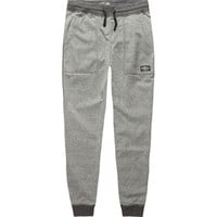 Brooklyn Cloth Marled Boys Jogger Pants Onyx  In Sizes