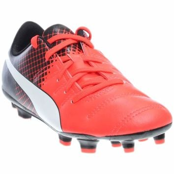 Puma evoPOWER 4.3 FG Jr Kids Soccer/Football Ceats