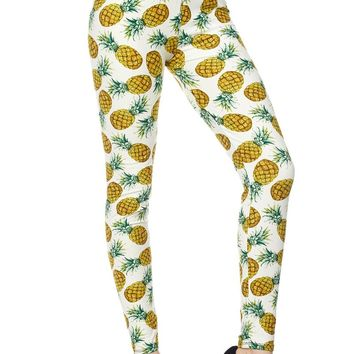 Dole Whip Curvy Plus Leggings