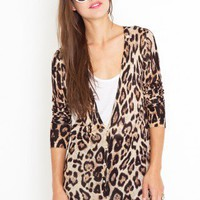 Leopard Lover Cardi | NASTY GAL | Jeffrey Campbell shoes, Cheap Monday, MinkPink, BB Dakota, UNIF + more!