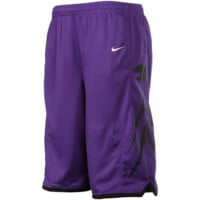 Nike Kansas State Wildcats Youth Basketball Replica Shorts - Purple - http://www.shareasale.com/m-pr.cfm?merchantID=7124&userID=1042934&productID=520955390 / Kansas State Wildcats