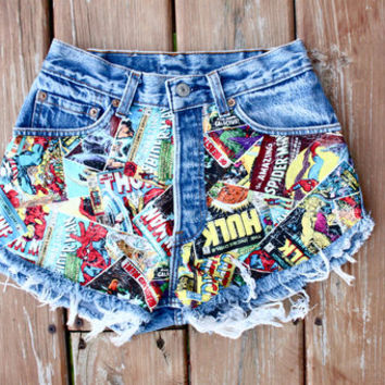 Marvel Flare by Spikes and Seams