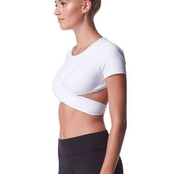 Michi Dive Rash Guard | Luxury Bikini Top