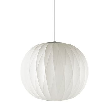 Bubble Ball Criss Cross Pendant Lamp