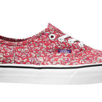 Vans and Liberty