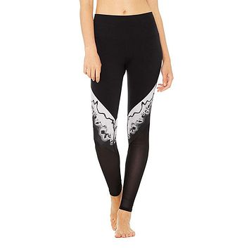 Printed  Elasticity Tight Leggings