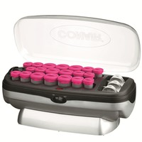 Conair Xtreme Instant Heat Multisized Hot Rollers, Pink:Amazon:Beauty