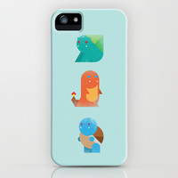 Pokemon iPhone & iPod Case by Chris Redford
