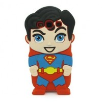 3D Cartoon Cute Lovely Stylish Red Superman Pattern Soft Silicone Back Case Cover Protective Skin for Samsung Galaxy S3 i9300 SIII by efuture