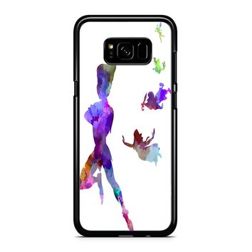 Peter Pan In Watercolor Samsung Galaxy S8 Plus Case