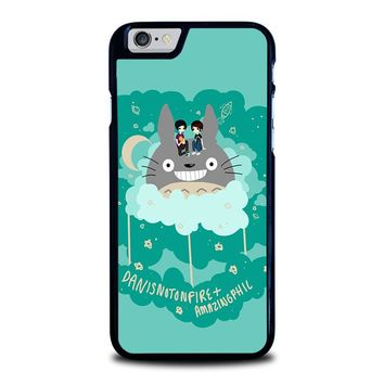 DAN AND PHIL TOTORO iPhone 6 / 6S Case Cover