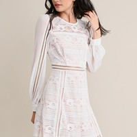 Beverly Lace Dress | Threadsence