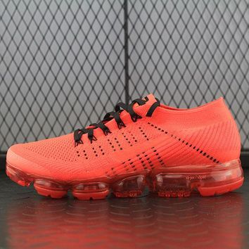 Nike Air Max Clot x Vapor Max For Women Men Running Sport Casual Shoes Sneakers Orange