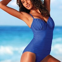 Firm Control Retro One-piece