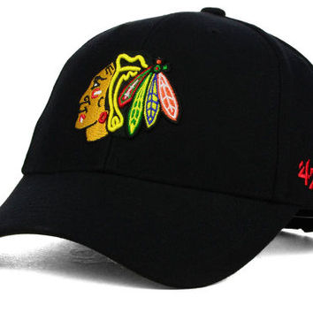 Chicago Blackhawks NHL Curved '47 MVP Cap