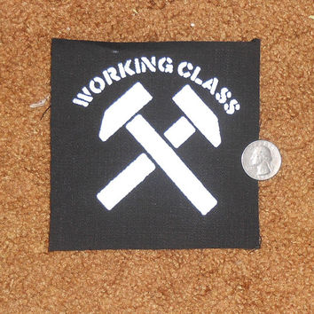 Working Class Patch
