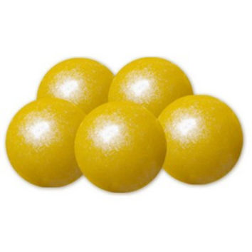 Gumballs - Shimmer Yellow