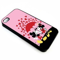 Mickey Mouse and Minnie Mouse | iPhone 4/4s 5 5s 5c 6 6+ Case | Samsung Galaxy s3 s4 s5 s6 Case |