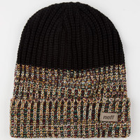 Neff Dowling Beanie Black One Size For Men 24589010001