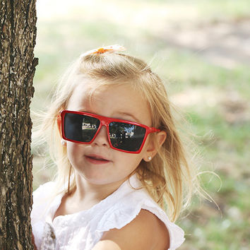 Kids Modern Sunglasses