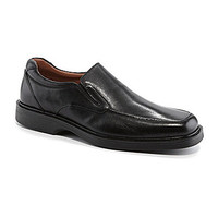Johnston & Murphy XC4 Penn Moc-Toe Loafers - Black