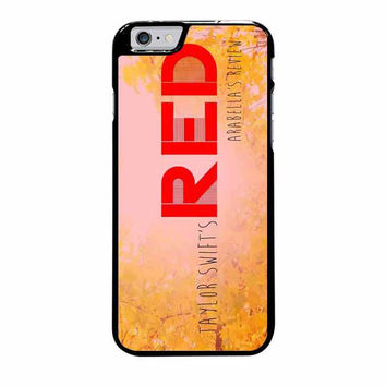 taylor swift red iphone 6 plus 6s plus 4 4s 5 5s 5c 6 6s cases