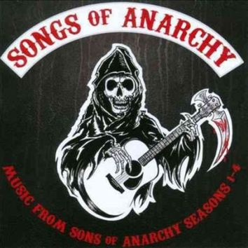 DCCKB62 SONGS OF ANARCHY:MUSIC/SONS SSNS 1-4
