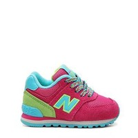 New Balance 574 Girls' Infant &Toddler Sneaker