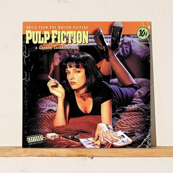 Various Artists - Pulp Fiction: Music From The Motion Picture LP | Urban Outfitters