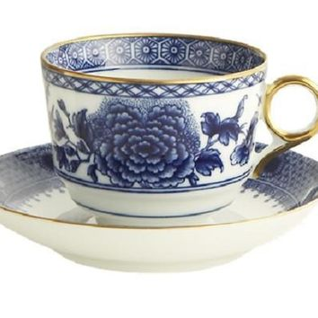 Imperial Blue Coffee and Tea Service