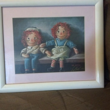 Shop Raggedy Ann And Andy on Wanelo