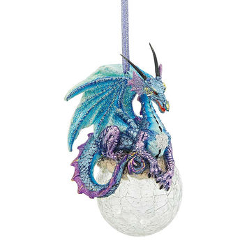 Park Avenue Collection 2013 Frost The Gothic Dragon Ornament