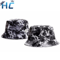 2016 brand new Diamond bucket hats floral rose leaf mens sports
